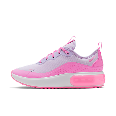 Damen Sneaker Air Max Dia White Pink productafbeelding