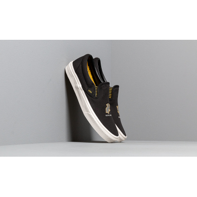 Vans x Harry Potter Classic Slip-On Hufflepuff/ Black productafbeelding