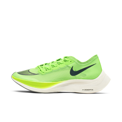 Nike ZoomX Vaporfly Next 'Electric Green' productafbeelding