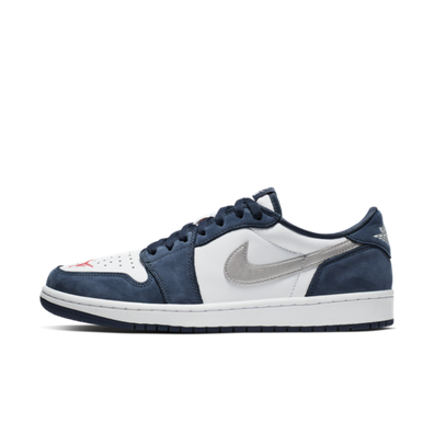 Nike SB X Air Jordan 1 Low 'Midnight Navy' productafbeelding