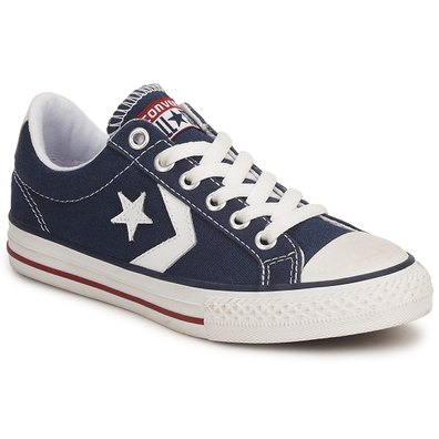 Converse STAR PLAYER CANVAS OX productafbeelding
