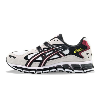 Asics Gel Kayano 5 360 White / Black productafbeelding