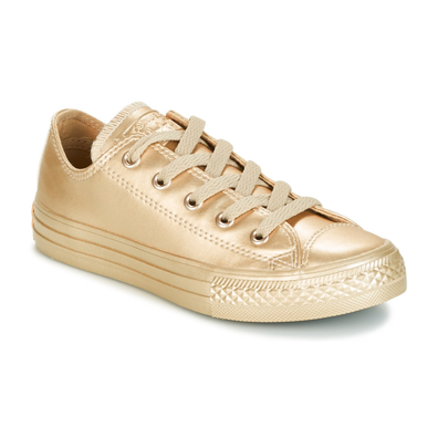 Converse CHUCK TAYLOR ALL STAR METALLIC LEATHER OX METALLIC LEATHER OX GO productafbeelding