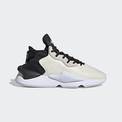 adidas Y-3 Kaiwa (Clear White / Black / Ftwr White) productafbeelding