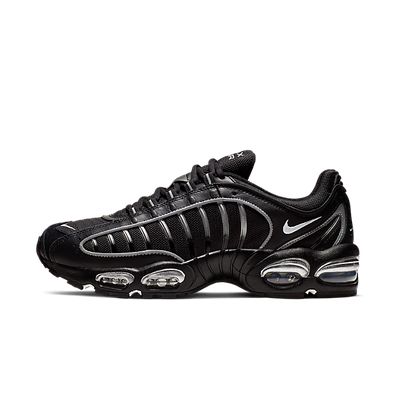 Nike Air Max Tailwind IV (Black / White - Metallic Silver) productafbeelding