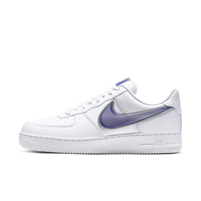 Nike Air Force 1 Low Oversized Swoosh 'Racer Blue'