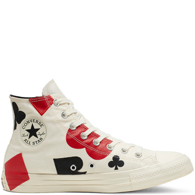Chuck Taylor All Star Queen of Hearts High Top productafbeelding