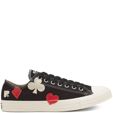 Chuck Taylor All Star Queen of Hearts Low Top productafbeelding