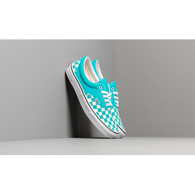 Vans Era (Checkerboardard) Scuba Blue productafbeelding
