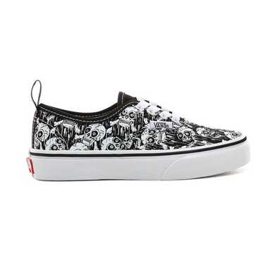 VANS Glow-in-the-dark Skulls Authentic  productafbeelding