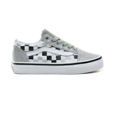 VANS Glitter Checkerboard Old Skool  productafbeelding