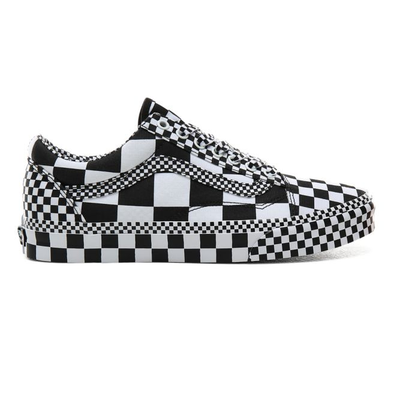 VANS All Over Checkerboard Old Skool  productafbeelding