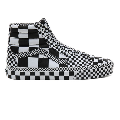 VANS All Over Checkerboard Sk8-hi  productafbeelding