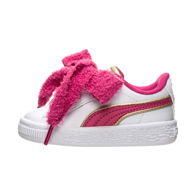 Puma Minions Basket Heart Fluffy productafbeelding