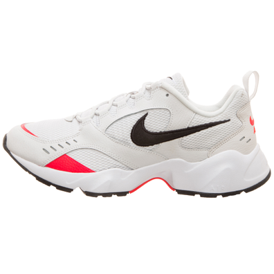 Nike Air Heights (Platinum Tint / Black - Red Orbit - White) productafbeelding