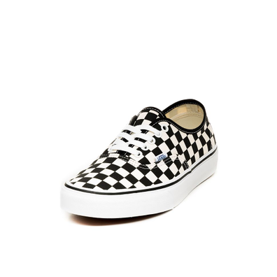 Vans Authentic *Golden Coast* (Black / White Checkerboard) productafbeelding