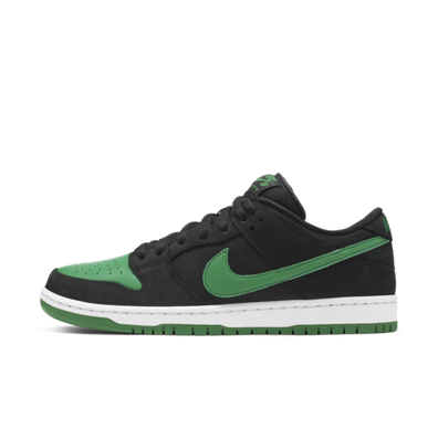 Nike SB Dunk Low Pro J-Pack 'Pine Green' productafbeelding