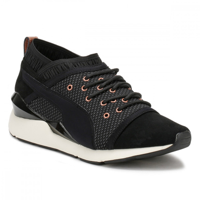 PUMA Womens Black Pearl Trainers productafbeelding