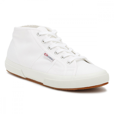 Superga White 2754 Cotu Trainers productafbeelding