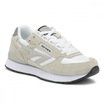 Hi-Tec Silver Shadow White / Cool Grey Trainers productafbeelding