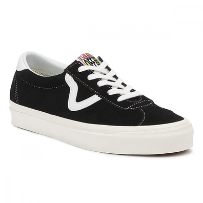 Vans Anaheim Factory Style 73 DX Mens Black Trainers productafbeelding