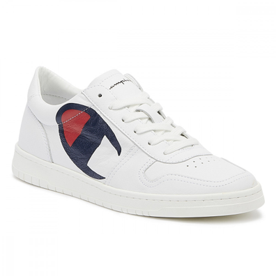 Champion 919 Roch Low Mens White Trainers productafbeelding