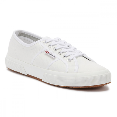 Superga 2750 Efglu White Trainers productafbeelding