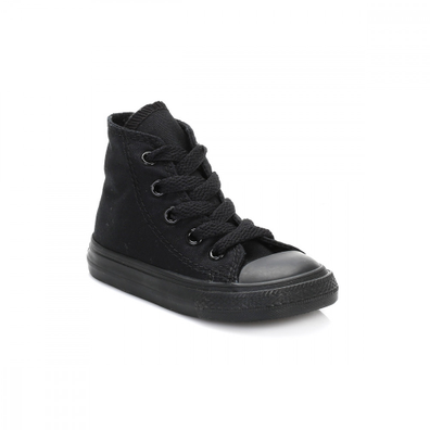 Converse Infants Chuck Taylor All Star Black Trainers productafbeelding