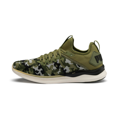 Puma Ignite Flash Camouflage Mens Running Shoes productafbeelding
