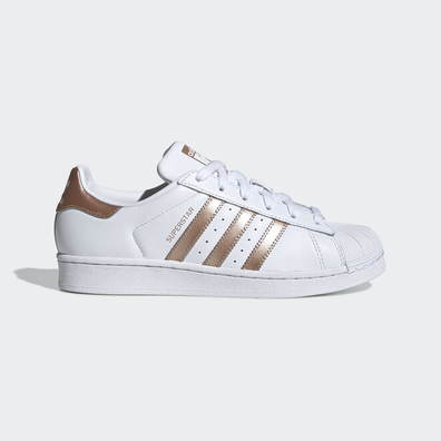 adidas Superstar W Ftw White/ Copper Metalic/ Core Black productafbeelding