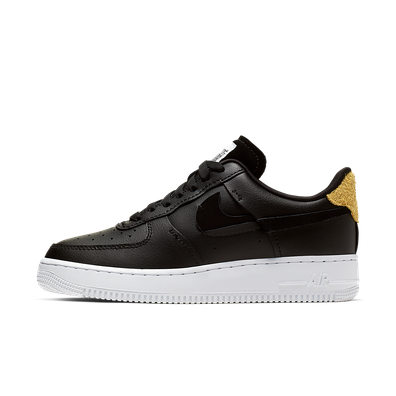 Nike Air Force 1 Lux Inside Out 'Black' productafbeelding