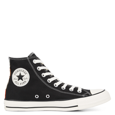 Chuck Taylor All Star Animal Print Suede High Top productafbeelding