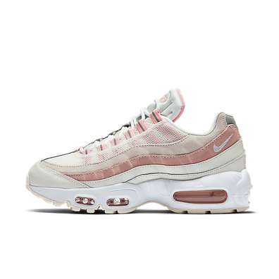 Nike Wmns Air Max 95 (Sail / White - Bleached Coral) productafbeelding