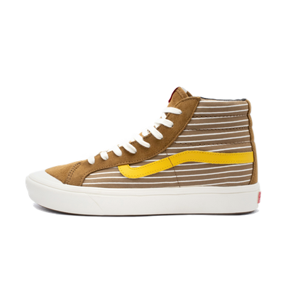 Vans UA ComfyCush Style 138 LX 'Old Gold' productafbeelding
