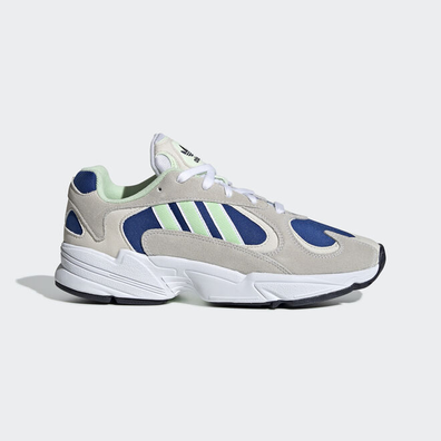 adidas Yung-1 Ftw White/ Glow Green/ Core Royal productafbeelding