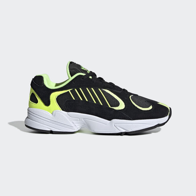 adidas Yung-1 Core Black/ Core Black/ Hi-Res Yellow productafbeelding