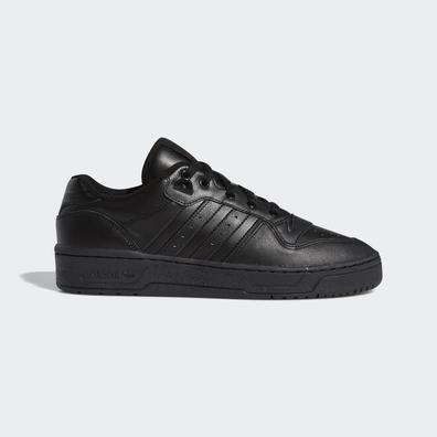 adidas Rivalry Low Core Black/ Core Black/ Ftw White productafbeelding