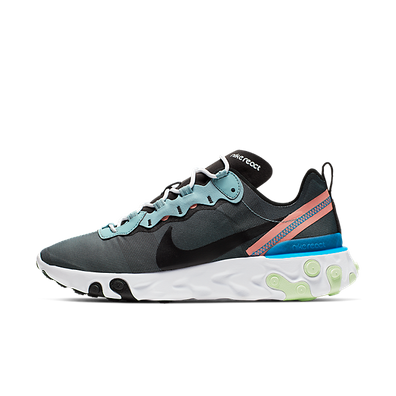 "Nike React Element 55 ""Ocean Cube"" productafbeelding"