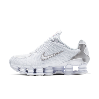 Nike WMNS Shox TL 'White' productafbeelding