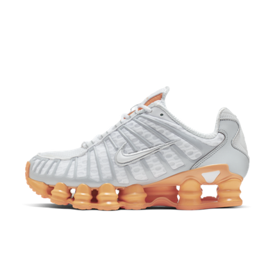 Nike Shox TL 'Fuel Orange' productafbeelding