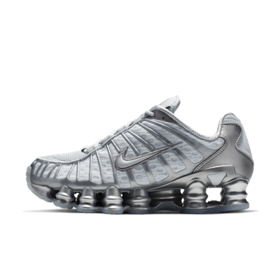 Nike Shox TL 'Silver' productafbeelding