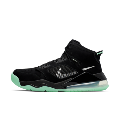Air Jordan Mars 270 'Black/Green Glow' productafbeelding