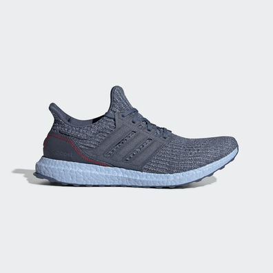 adidas UltraBOOST M Tech Ink/ Glow Blue/ Scarlet productafbeelding
