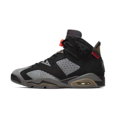 PSG X Air Jordan 6 'Iron Grey' productafbeelding