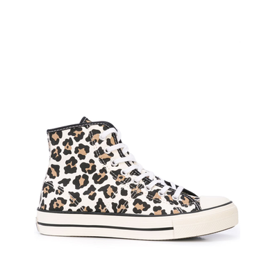 Converse leopard print productafbeelding