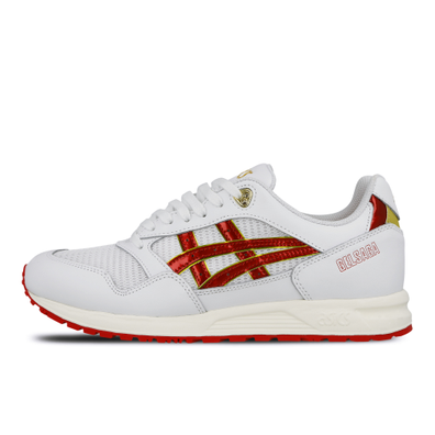 Asics Gel Saga (White / Speed Red) productafbeelding