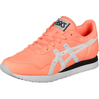 Asics Tiger Runner (Papaya / White) productafbeelding