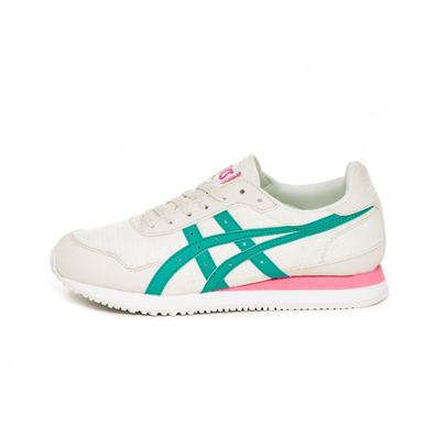Asics Tiger Runner (Birch / Baltic Jewel) productafbeelding