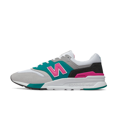 New Balance CM997HZH 'Grey/Pink' productafbeelding