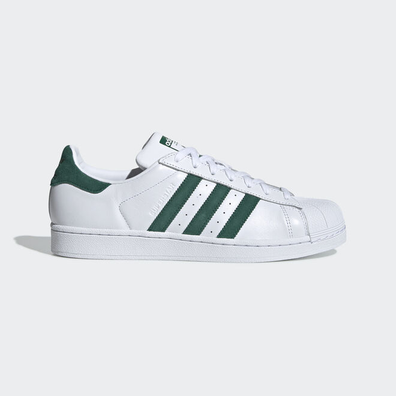 adidas Superstar Ftw White/ Core Green/ Ftw White productafbeelding